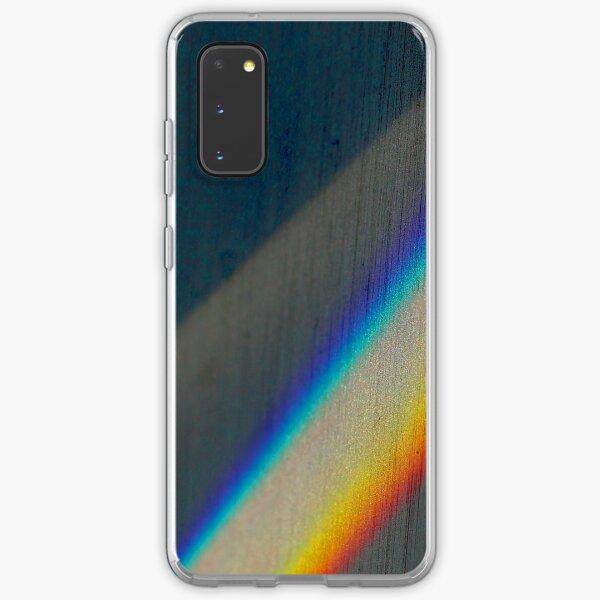 Spectrum rainbow Samsung Galaxy Soft Case