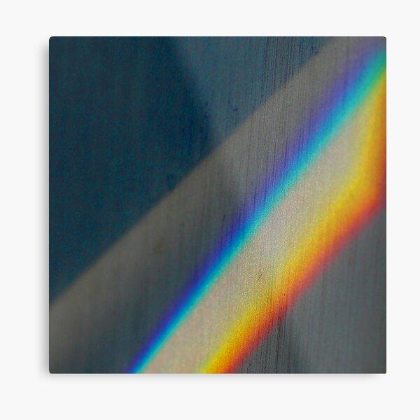 Spectrum rainbow Metal Print