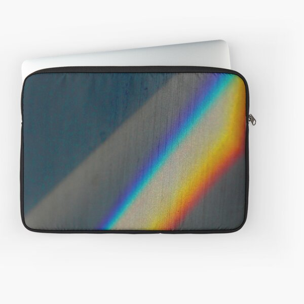 Spectrum rainbow Laptop Sleeve