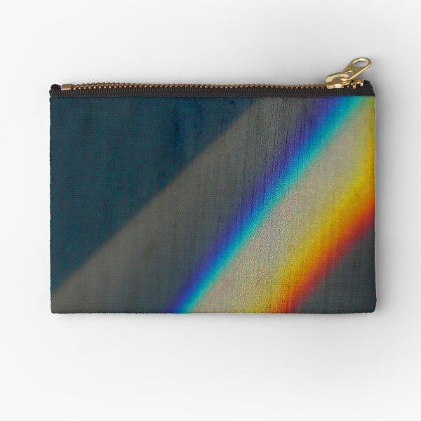 Spectrum rainbow Zipper Pouch