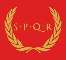 Sentus Populusque Rmnus | Unisex T-Shirt