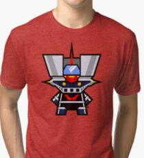Mekkachibi Mazinger Z Tri-blend T-Shirt