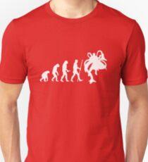 Evolution of Ock Unisex T-Shirt