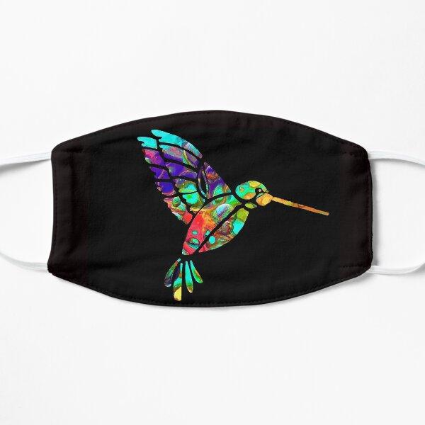 """""""Artsy Hummingbird"""" Mask"""