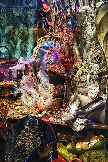 Carnevale Vetrina by Michael Carter