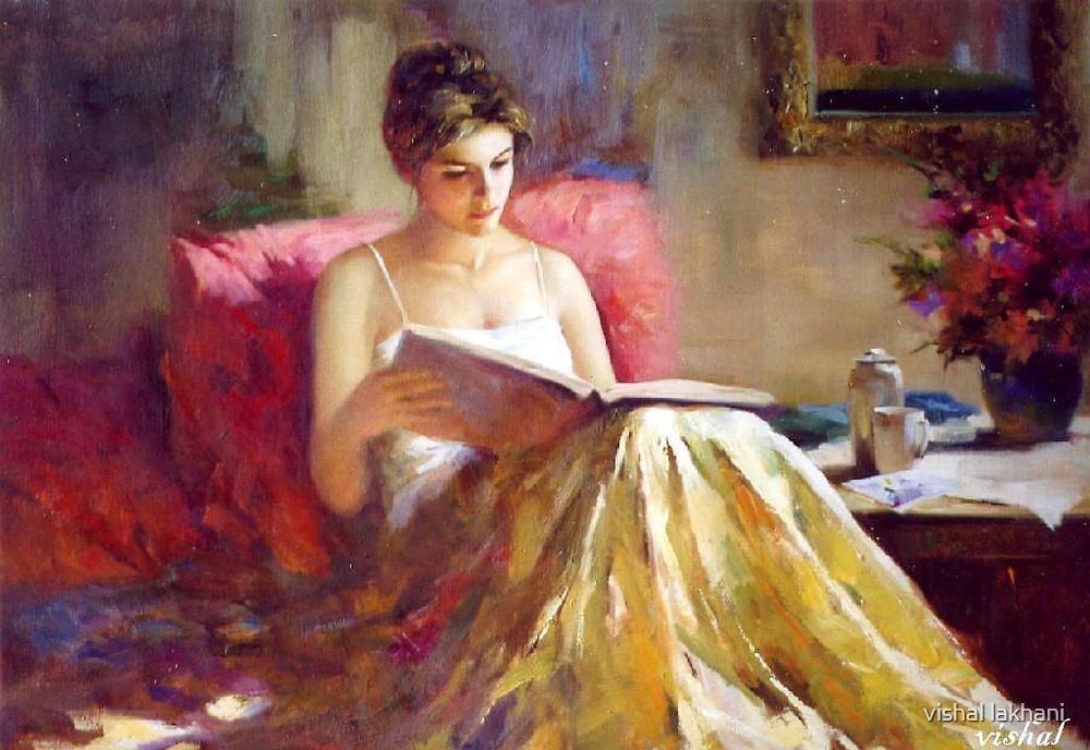 The girl by vishal lakhani