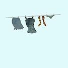 Laundry Day by Thur