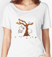Lovely Autumn Women's Relaxed Fit T-Shirt