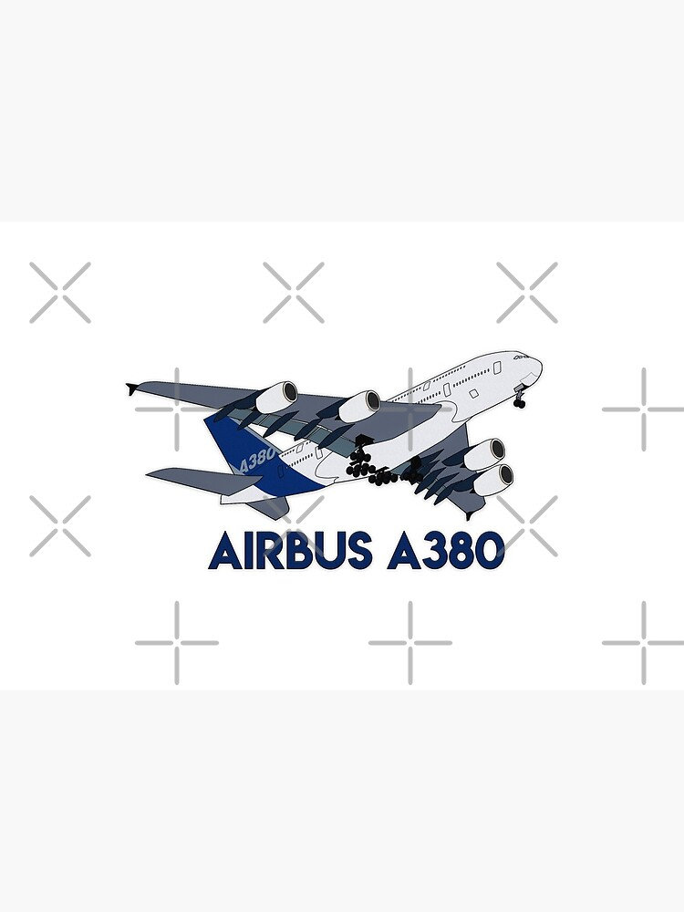 Airbus A380 by Joel-Designs