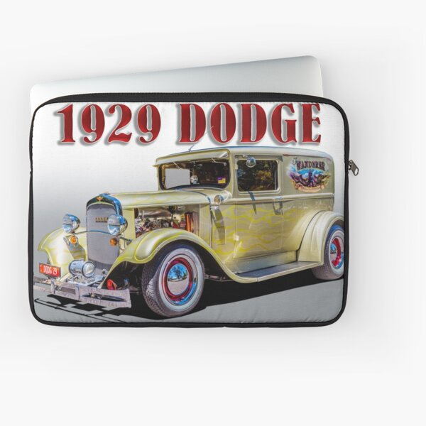 1929 Dodge Hotrod Laptop Sleeve