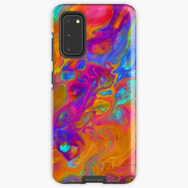 Kaleidoscope of Color Samsung Galaxy Tough Case