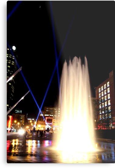 Water Rising by Tamaryn de Kock