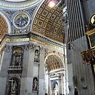St Peter's, Rome by Braedene