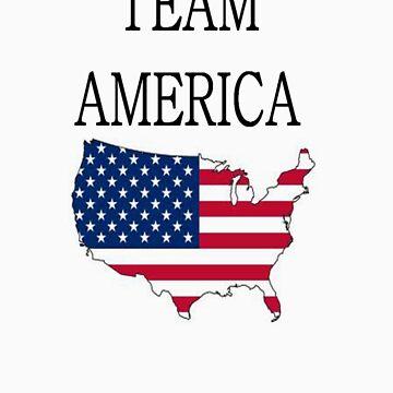 Team America by urban90