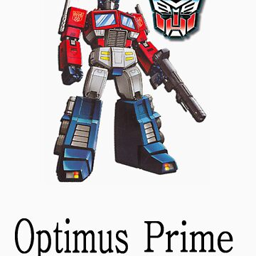 Optimus Prime by urban90
