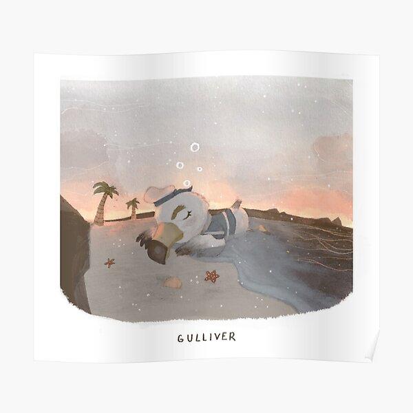 Gulliver Poster