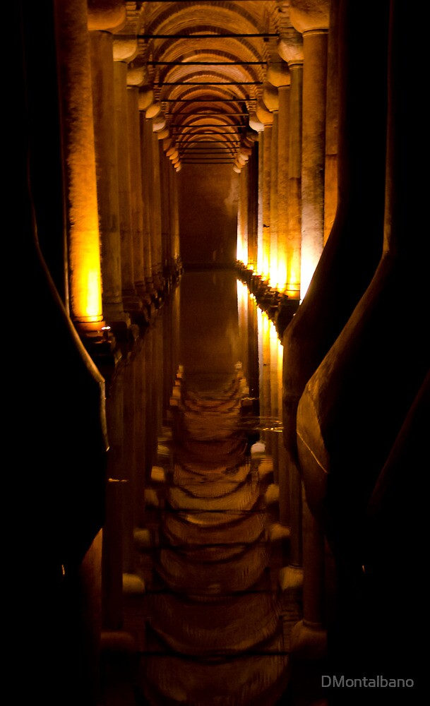 Cisterns  by DMontalbano