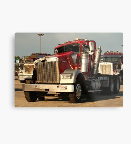 Truck 7941 Metal Print
