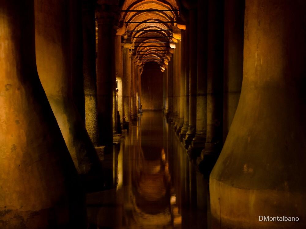 City Cistern  by DMontalbano