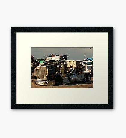 Truck 7955 Framed Print