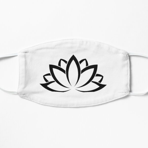 Lotus Flower - Purity, Enlightenment, Rebirth Mask