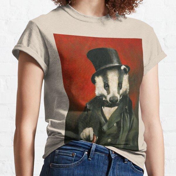 Victorian Mr Badger Classic T-Shirt