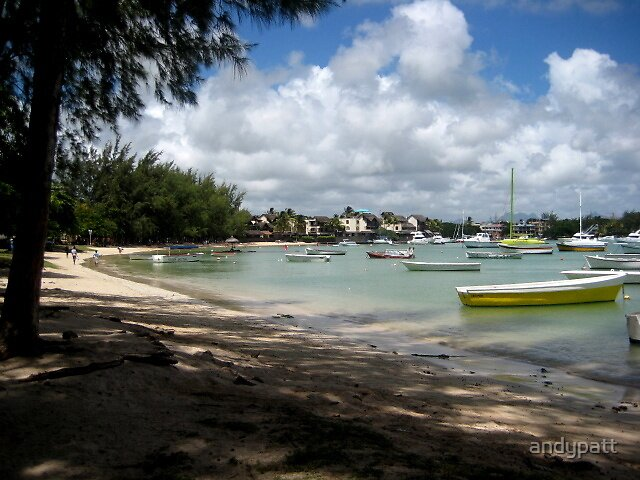Mauritius  by andypatt