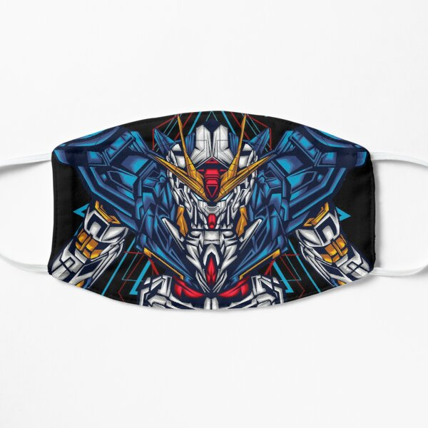 Mobile Suit Gundam Art Work Mask