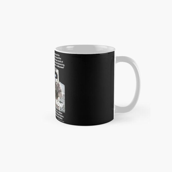 Then and Now Classic Mug