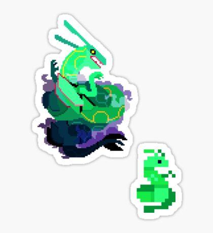 Emerald Set Sticker