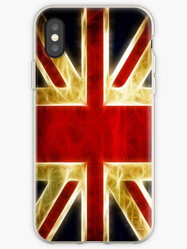 Union Jack Fractilius by Chris Thaxter