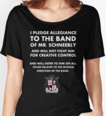 School of Rock Women's Relaxed Fit T-Shirt