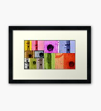 Life Screening Framed Print