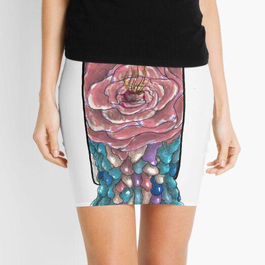 Mind Drip Mini Skirt