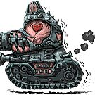 Tank Man by Tom Godfrey