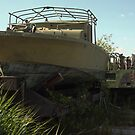 Military Boat 7870 by Thomas Murphy