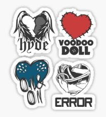 VIXX Mini Sticker Set Sticker