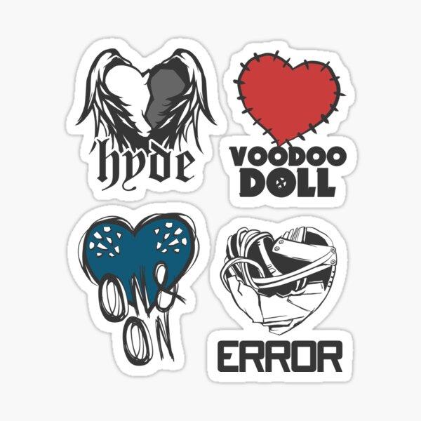 VIXX Mini Sticker Set Sticker