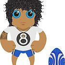 Jonah - Bedtime (Jonah From Tonga) by LilLilleys