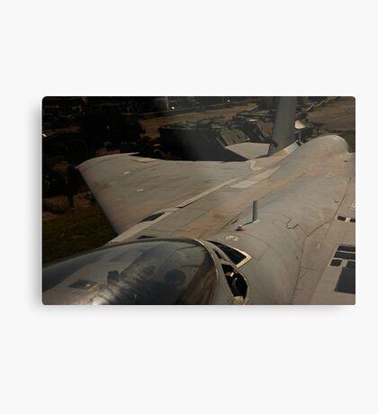 Jet Fighter Image 7897 Metal Print
