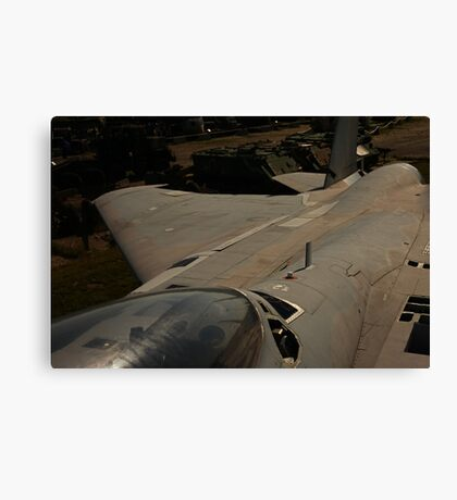 Jet Fighter Image 7897 Canvas Print