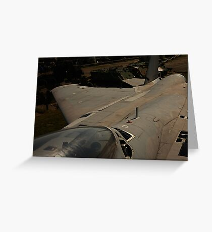 Jet Fighter Image 7897 Greeting Card