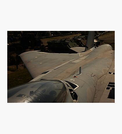 Jet Fighter Image 7897 Photographic Print