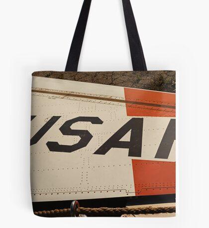 USAF Logo on Wing Tote Bag