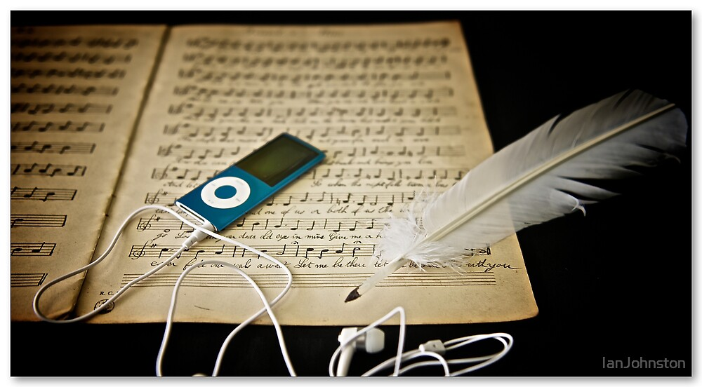 Old School Tech - Apple Music match by IanJohnston