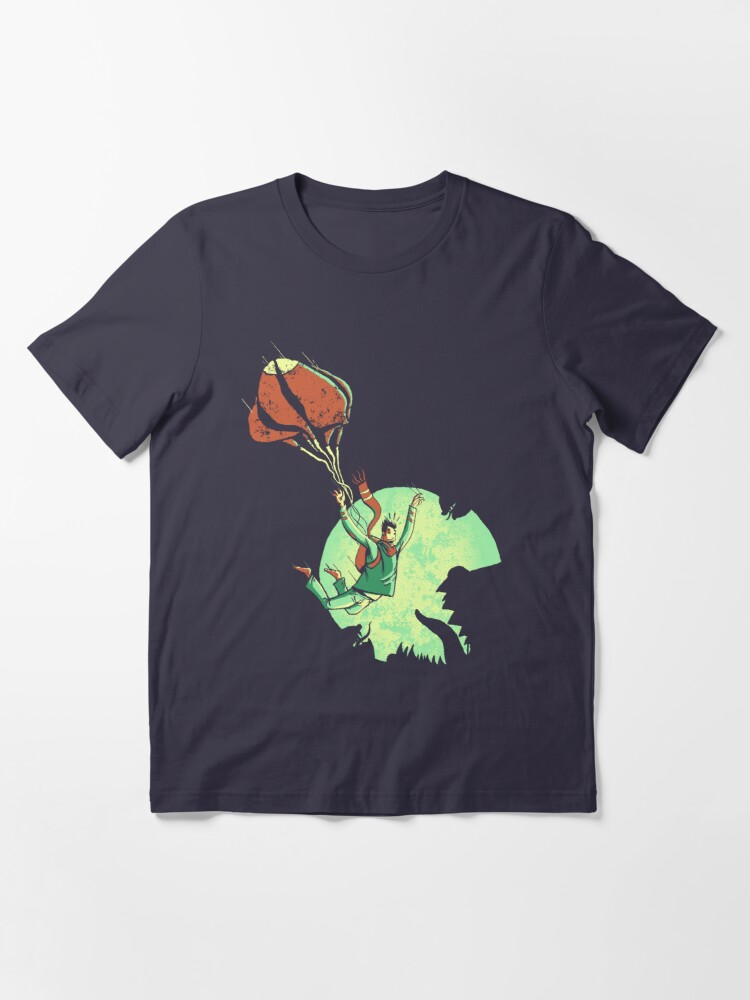 Alternate view of Bad Landing Essential T-Shirt