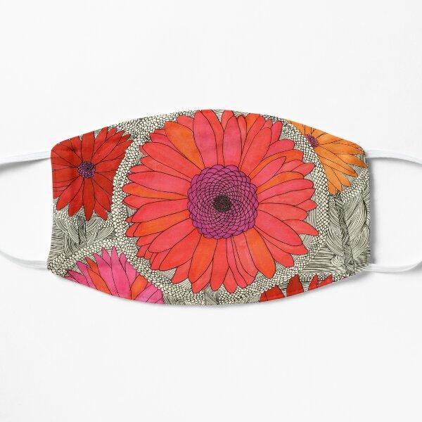 Gerbera Daisy-Red Mask