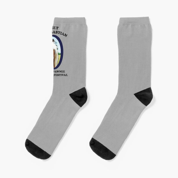 Lil Sebastian - Parks and Recreation Socks