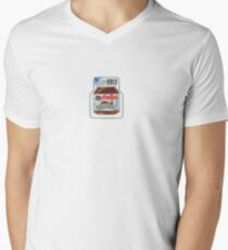 Nutella Men's V-Neck T-Shirt
