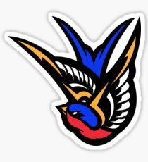 Swallow Sticker